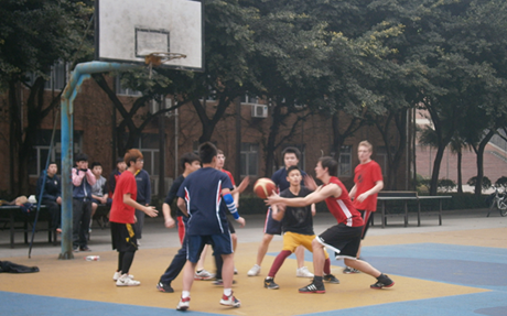 basketball china