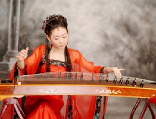 Chinese traditional instruments