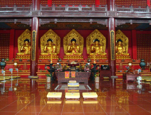 Buddhist Monasteries – your internship in China just became spiritual….