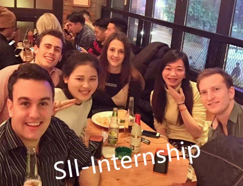 Enjoy your China's internship in Chengdu