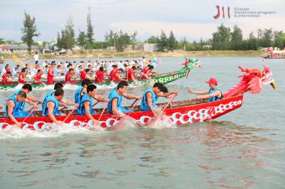 Dragon boat race[1]