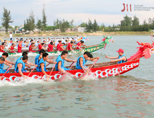 What you can learn about Dragon Boat Festival while interning in China