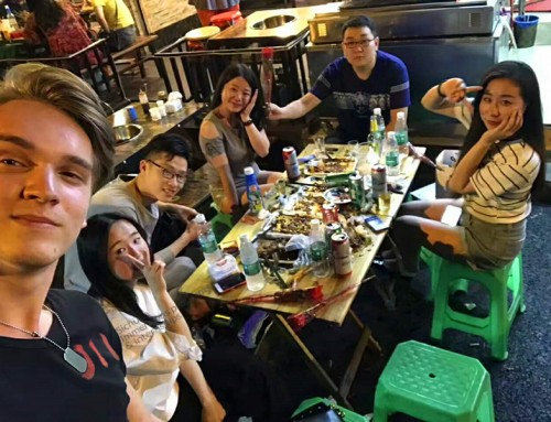 Best street food to try during your China internship experience