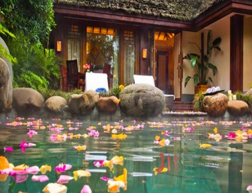 Warm up your internship in a Chinese style hot spring