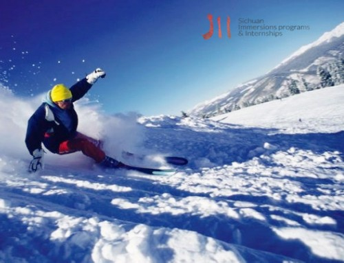 Xiling Snow Mountain– the best option for winter sports during your internship in China!
